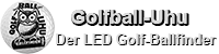 Golfball-Uhu