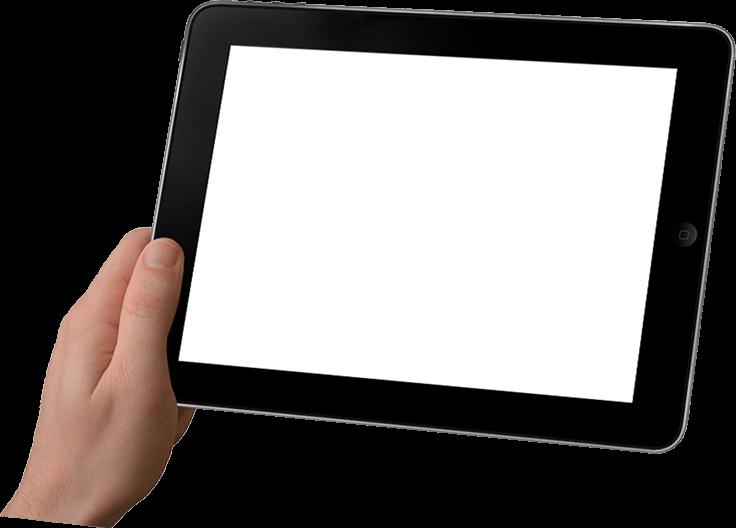 Tablet für Slider Hintergrund Golfball-Uhu LED Ballfinder